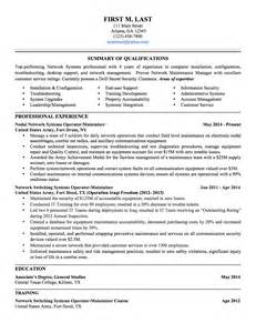Army To Civilian Resume Exles by 6 Sle To Civilian Resumes Hirepurpose