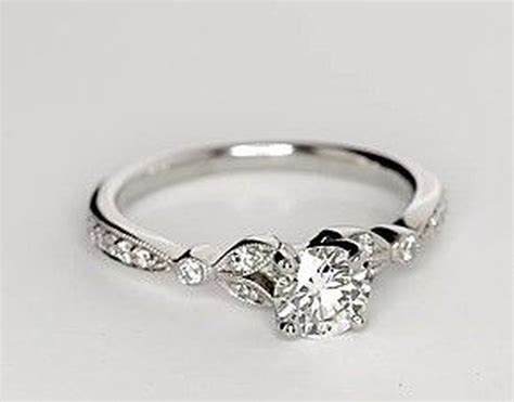 Simple One Engagement Rings by Simple Engagement Rings That Every Wants 60 Vis Wed