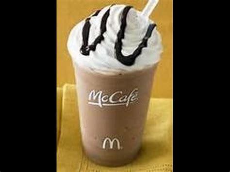 Iced Coffee Mcd how to make iced mocha coffee mcdonalds recipe