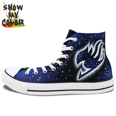 converse high top basketball shoes converse high top shoes galaxy painted sneakers