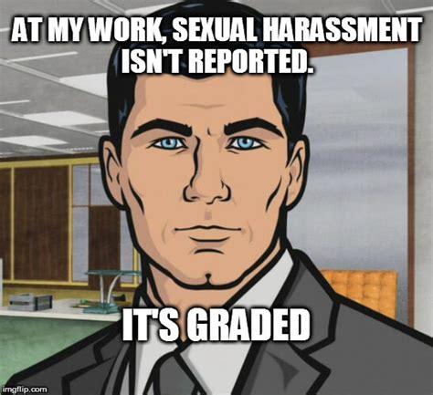 Harassment Meme - homily some men have an attitude problem plus tweets