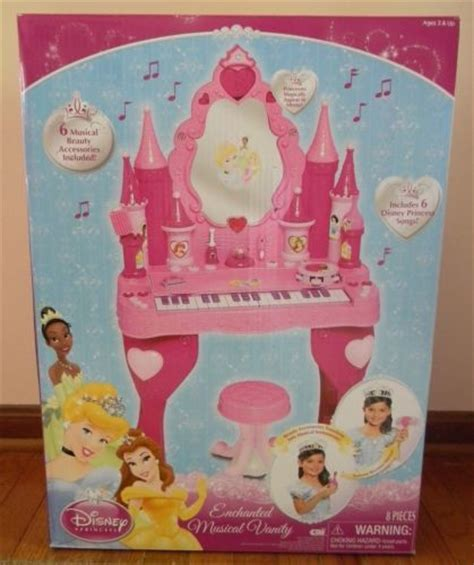 Disney Princess Vanity Piano by Discover And Save Creative Ideas
