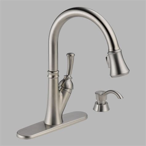 tall kitchen faucets delta tall kitchen faucets
