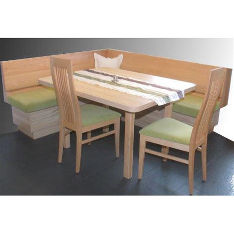 tavolo con panca ad angolo moderno panca ad angolo faggio