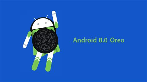 Android Oreo by S Sweet Treat Android Oreo 8 0 Android