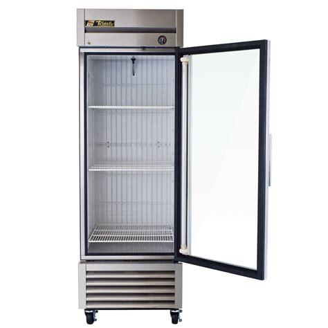 True Glass Door Freezer True T 23fg 27 Quot Glass Door Reach In Freezer