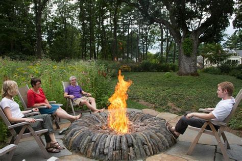 designed for outdoors magical outdoor fire pit seating ideas area designs