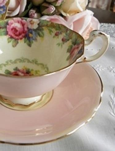Cup And Saucer Shabby shabby chic tea cup and saucer