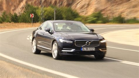 Volvo Pilot Assist 2020 by Inceleme 2017 Volvo S90