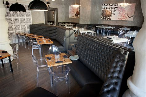 banquette restaurant seating custom restaurant furniture morgan chair upholstery