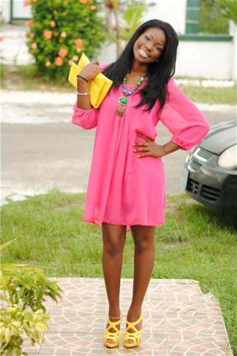 picking the right shoe color for a pink dress favfashion