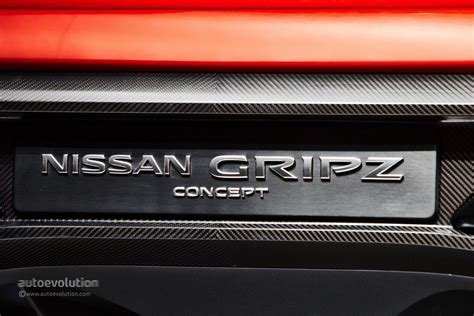 nissan family nissan gripz crossover concept expands z family in