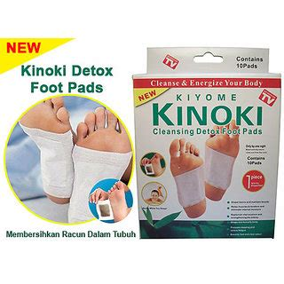 Detox Foot Pads In Stores by Kinoki Detox Foot Pads Patches With 10 Pads Adhesive