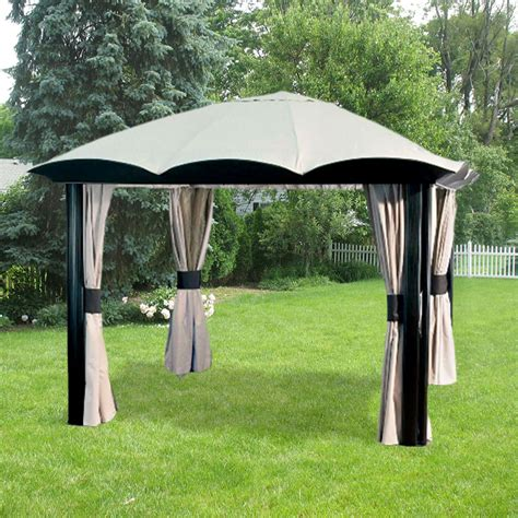 Best Gazebo 500 Home Depot Gazebo Replacement Canopy Cover Garden Winds