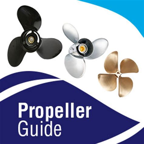 boat propeller pitch chart prop selector boat prop guide