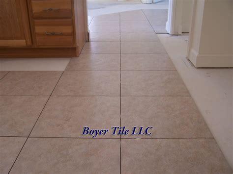diy floor tile rip out tile installation boyer tile