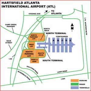 atlanta hartsfield airport map pictures to pin on