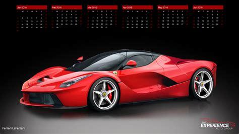 Ferrari Kalender by Ferrari Calendar Wallpaper