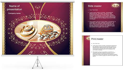 ppt templates for jewellery jewelry powerpoint template backgrounds id 0000001362