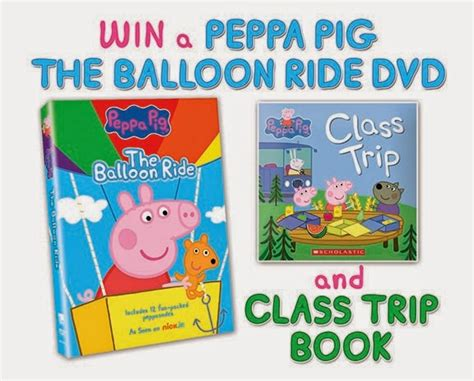 Peppa Pig Peppa Duper peppa pig the balloon ride arrives 8 12 the shirley journey