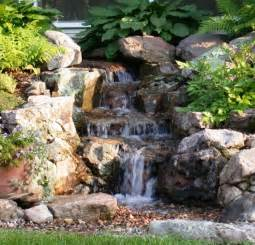 How To Build A Small Backyard Waterfall by 17 Best Ideas About Backyard Waterfalls On