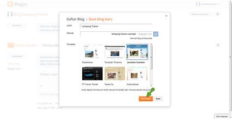 cara membuat blog atau website bulazs7 cara membuat blog atau website