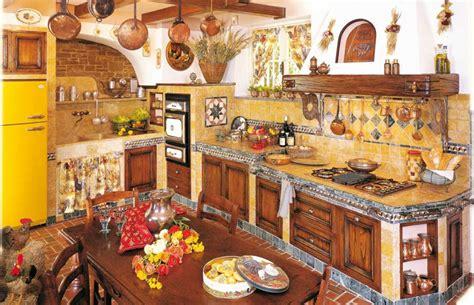 Cucina In Muratura Rustica by 30 Cucine In Muratura Rustiche Dal Design Classico