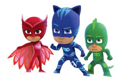 Character Mask characters pj masks png