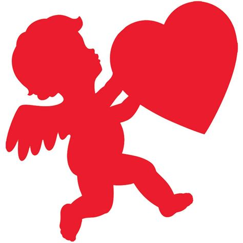 cupid valentines day amscan 11 in s day paper cupid cutout 17