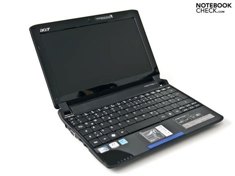 Hardisk Netbook Acer Aspire One review acer aspire one 532 netbook notebookcheck net reviews
