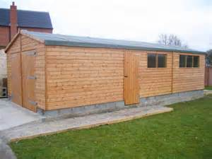 sutton on sea sheds timber workshops playhouses