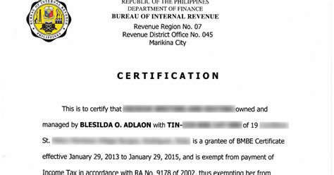 Request Letter Employment Certification Sample bmbe frequently asked questions