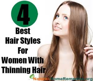 Pics photos the best hairstyles for thinning hair