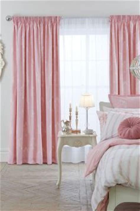 dusky pink velvet curtains damask curtains on pinterest custom drapes panelling