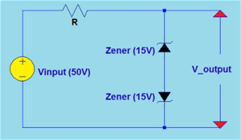 back to back diodes in series mobile tips zener diode tutorial