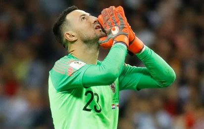 The Keeper Intl croatia world cup keeper subasic calls time on int l