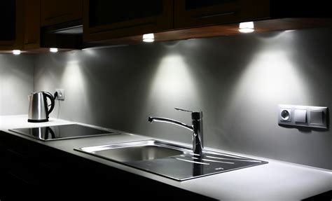 epic electric cupboard lighting adds ambiance to