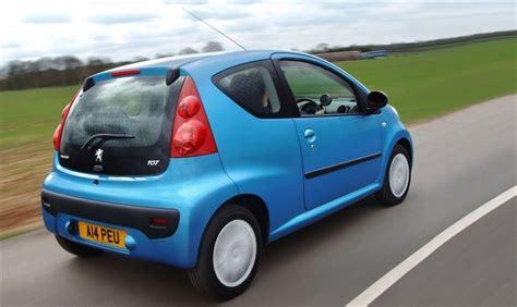 peugeot 107 automatic review peugeot 107 2005 car review honest