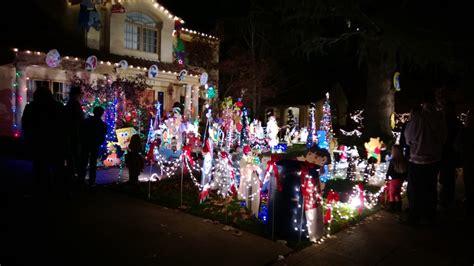 fab 40 christmas lights in sacramento fab 40 s christmas lights nathan sherman