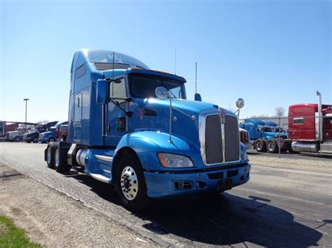2010 kenworth truck 2010 kenworth t660 for sale 32 used trucks from 33 300