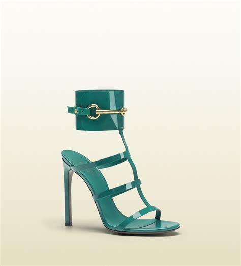 Q 127 Sandal Gucci Heels gucci ankle high heel sandal 319588bnc003622