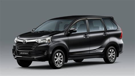 toyota avanza black color hd images and wallpaper cars 2018 2019