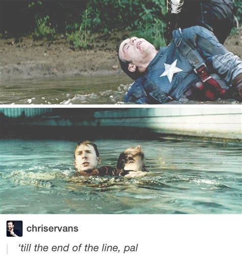 Saving The Best Till Last Cb2 by Till The End Of The Line Pal Bucky Saves Steve And