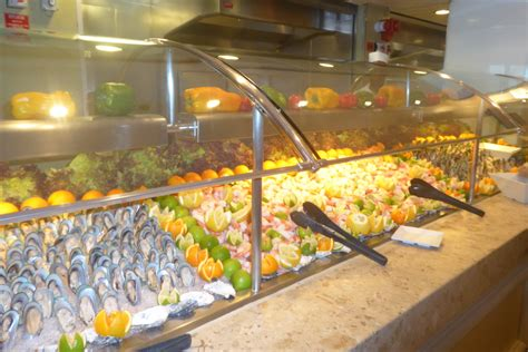 Photos For Epic Buffet At Restaurant Bar Lounge Food On Epic Ship