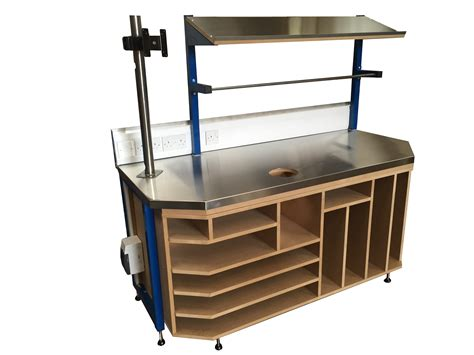 warehouse packing benches ecommerce packing bench packing tables by spaceguard