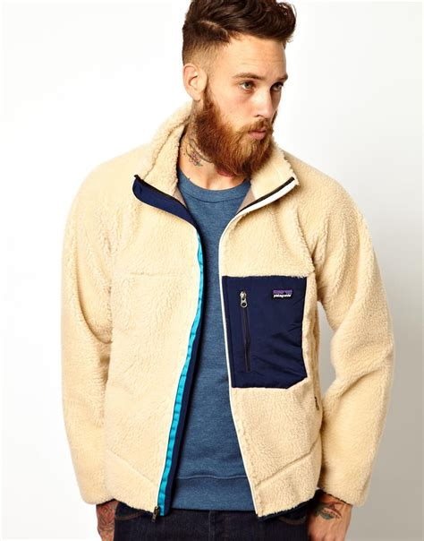 Jaket Fleece Tebal 10 patagonia patagonia retro x fleece jacket in for