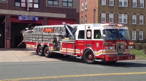 hartford fire department hartford fire department engine 14 ladder 4 responding