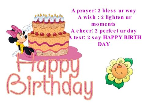 Happy Birthday Wishes To Sweet Birthday Pictures Images Photos