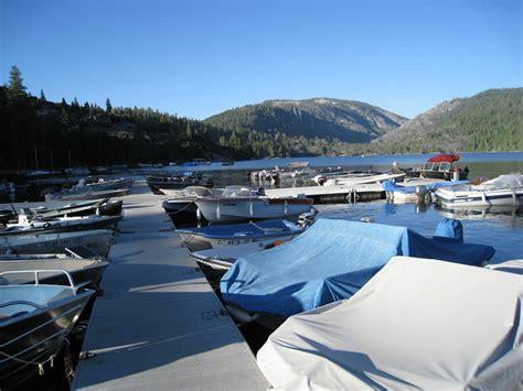 pinecrest boat rentals pinecrest california