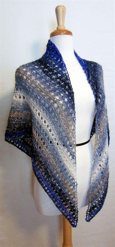 easy shawl d haja easy lace shawl pattern by jennifer murphy virkade
